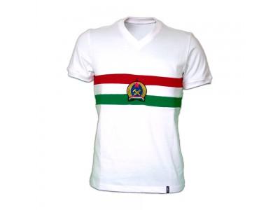 Ungarn ude 1950erne retro trøje