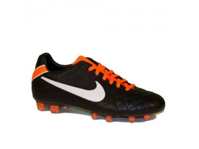 Tiempo Legend Elite IV FG fodboldstøvler - sort