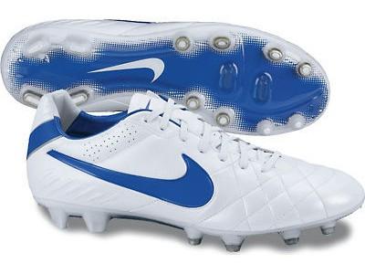 Tiempo Legend IV FG fodboldstøvler - hvid