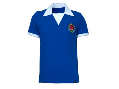 Jugoslavien 1980erne retro trøje