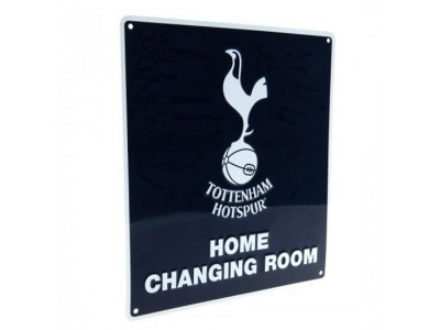 Tottenham Hotspur skilt omklædningsrum - Home Changing Room Sign