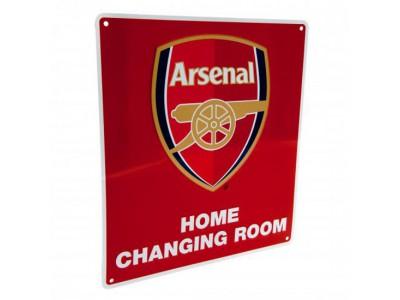 Arsenal omklædningsrum skilt - Home Changing Room Sign