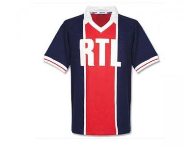 Paris retro trøje 1981-82 - PSG - fra Toffs