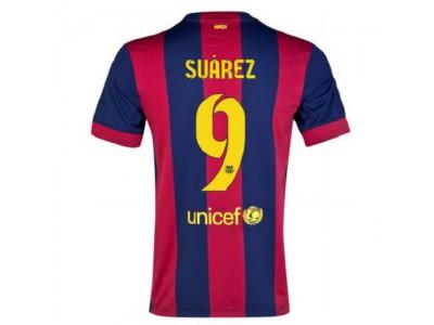 Barcelona hjemme trøje dame - Suarez 9