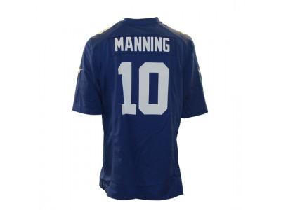 New York Giants hjemme trøje - Manning 10