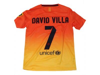 Barcelona ude trøje 2012/13 - børn - DV7