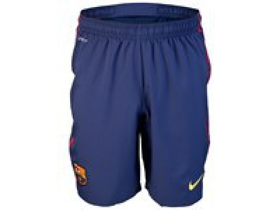 FC Barcelona hjemme shorts 2012/13 børn