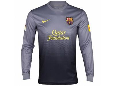 FC Barcelona målmands trøje 2012/13 - grå