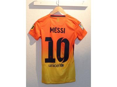 FC Barcelona ude trøje 2012/13 - kvinder - Messi 10