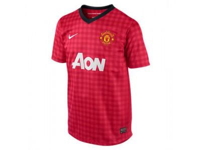 Manchester United hjemme trøje 2012/13 - børn