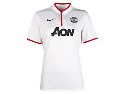 Manchester United ude trøje 2012/13 - børn
