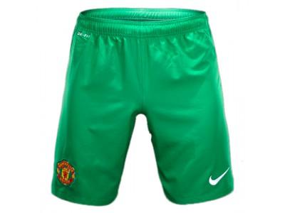 Manchester United målmands shorts 2012/13 - børn