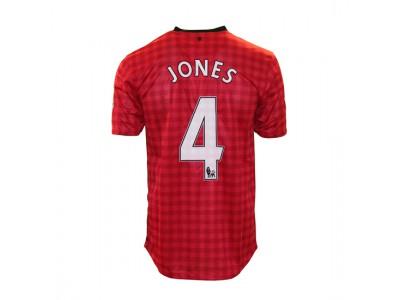 Manchester United hjemme trøje - Jones 4