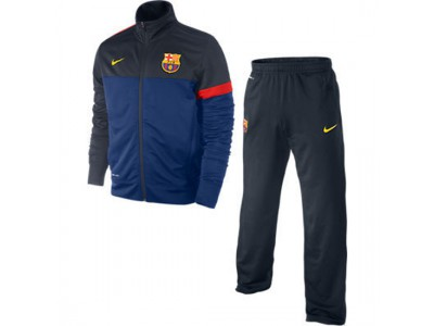 FC Barcelona træningsdragt 2012/13 - mørkeblå - børn