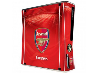 Arsenal - Xbox 360 Console Skin (Slim)