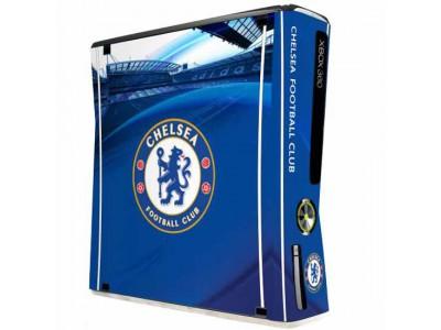 Chelsea skin - Xbox 360 Console Skin (Slim)