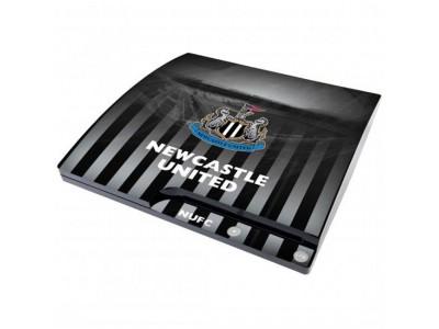Newcastle United skin - NUFC PS3 Console Skin (Slim)