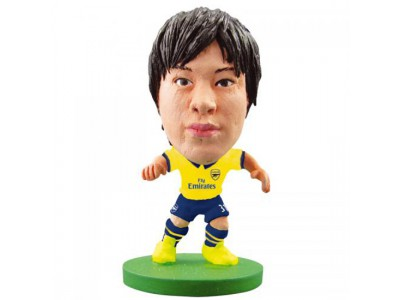 Arsenal figur - SoccerStarz Miyaichi Away