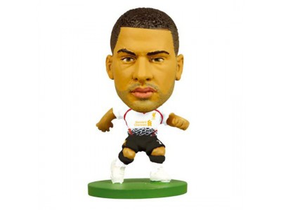 Liverpool FC figur - SoccerStarz Johnson Away