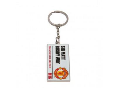 Manchester United nøglering - Keyring SS