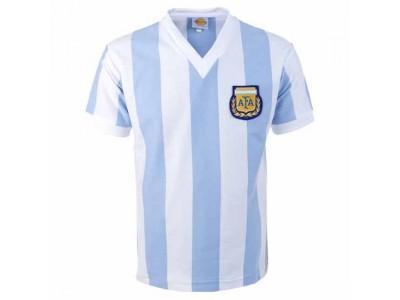 Argentina VM 1982 retro fodboldtrøje