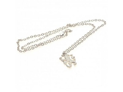 Chelsea kæde - Silver Plated Pendant & Chain LN