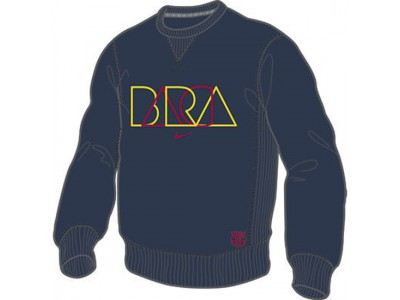 FC Barcelona sweat shirt 2012/13