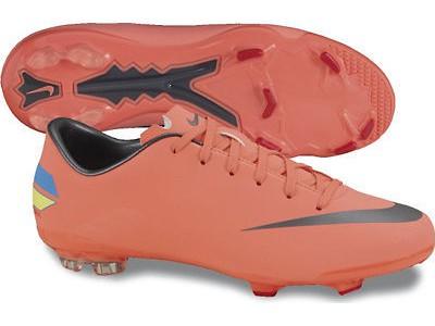 Mercurial Glide FG Ronaldo fodboldstøvler - børn - mango
