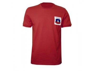 Chile VM 1974 Retro Trøje