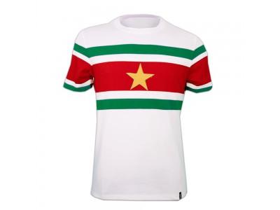 Surinam 1980erne retro trøje