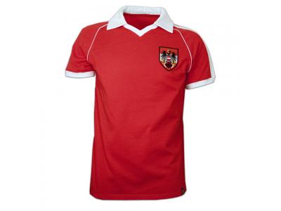 Østrig VM 1982 ude trøje retro