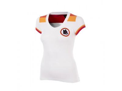 AS Roma 1978 - 79 ude trøje retro Womens