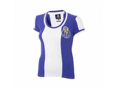 FC Porto 1971 - 72 Retro Trøje Football Shirt - kvinde