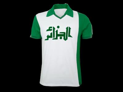 Algeriet VM 1982 Retro Trøje