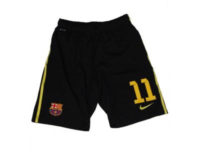 Barcelona 3. shorts børn - nummer 11