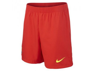 FC Barcelona ude shorts 2013/14 - børn
