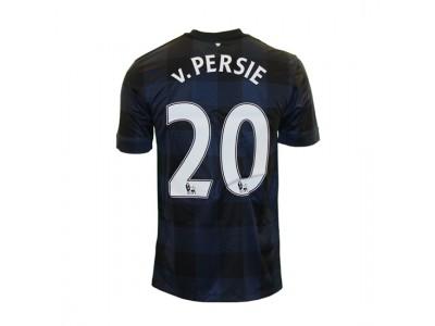 Manchester United ude trøje 2013/14 - v. Persie 20
