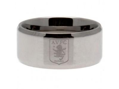 Aston Villa FC Band Ring Medium