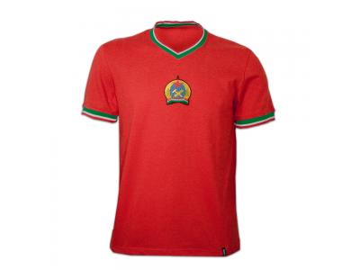 Ungarn 1970erne retro trøje