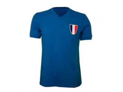 Frankrig retro trøje OL 1968