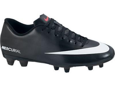 Mercurial Vortex FG støvler græs - sort