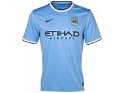Manchester City hjemmetrøje 2013/14 - kvinder