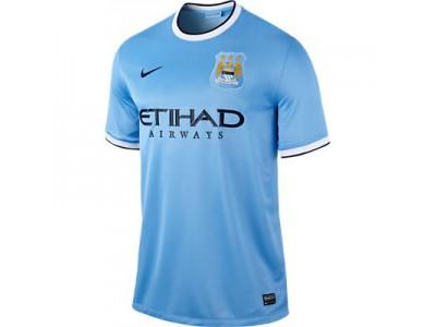Manchester City hjemmetrøje 2013/14