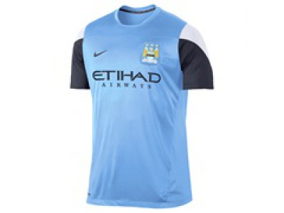 Manchester City træningstrøje 2013/14
