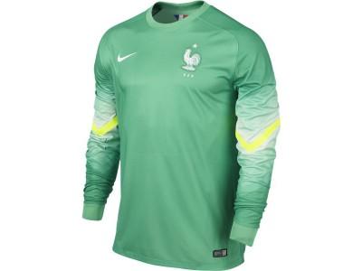Frankrig målmands trøje L/S - VM 2014