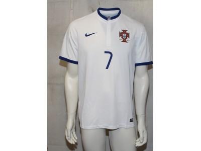 Portugal ude trøje 2014 - Ronaldo 7
