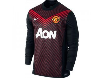 Manchester United træningstop L/Æ
