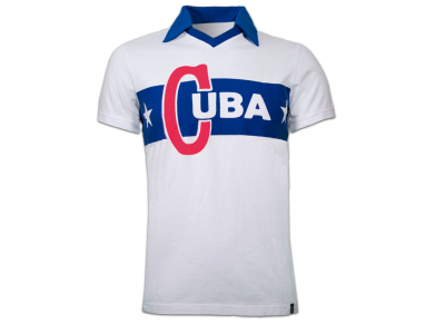 Cuba 1962 Castro retro trøje