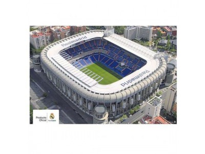 Real Madrid plakat - Poster Stadium 4