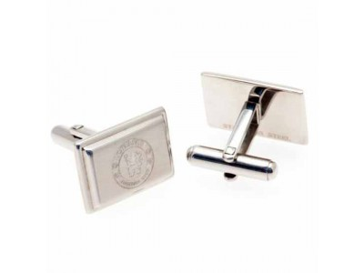 Chelsea manchetknapper - Stainless Steel Cufflinks